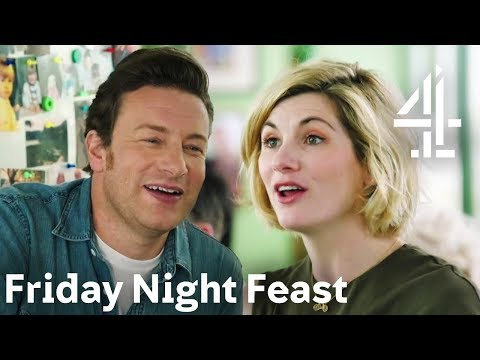 Jodie Whittaker Shares Her Experience Being the First Female Doctor Who! | Friday Night Feast