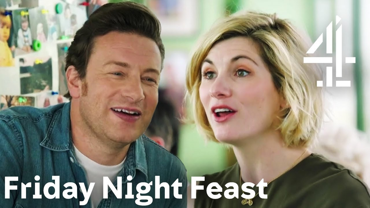 Jodie Whittaker Shares Her Experience Being the First Female Doctor Who! | Friday Night Feast - Channel 4