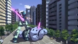 Mobile Suit Gundam Unicorn - The Rise of Juagg