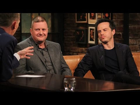 Andrew Scott & John Butler on how life is changing for gay people | The Late Late Show | RTÉ One