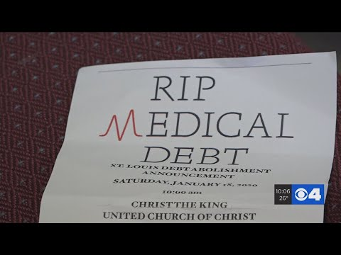 St. Louis Donations Wipe Away $13 Million In Medical Debt