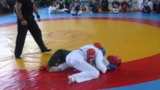 Первые соревнования по рукопашному бою в Новороссии