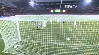 Michael Bradley USMNT Goalography