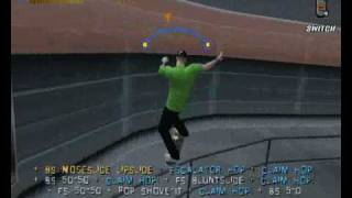 thps 3 - airport-over 1 million point combo