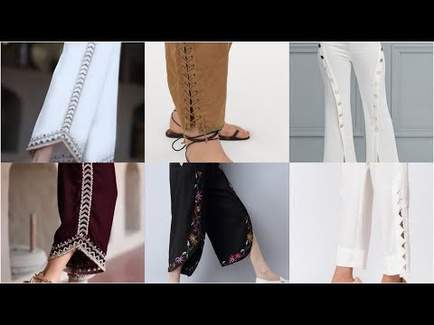 Very Very Latest & Most Demanding Trousers Designing Ideas / New Trousers Designs Collection