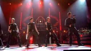 When you looking like that - Westlife live in MEN Arena HQ