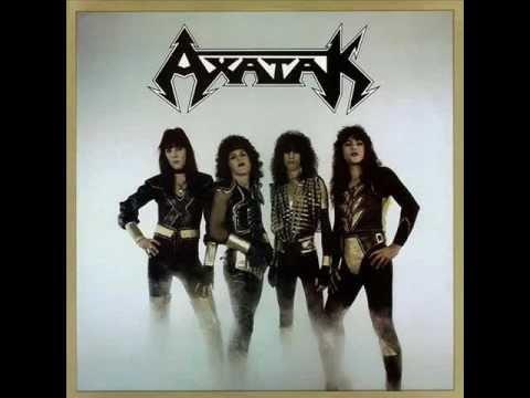 AXATAK - SHOCK ROCK