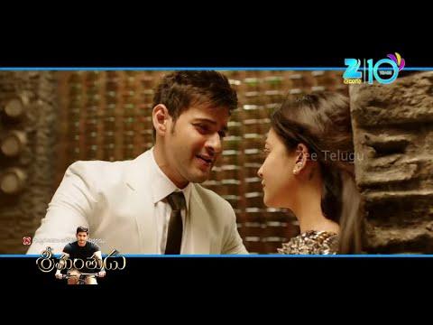 Srimanthudu | Charusheela | Song
