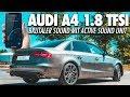 KRASSESTER A4 SOUND ÜBERHAUPT! Audi A4 1.8 TFSI SOUNDMODUL | Sound Booster System - Cete Automotive