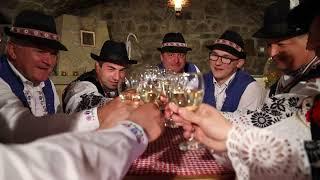 Moštenskí pajtáši - Pijú chlapci, pijú v kamennej pivnici + Mužáci Moravia