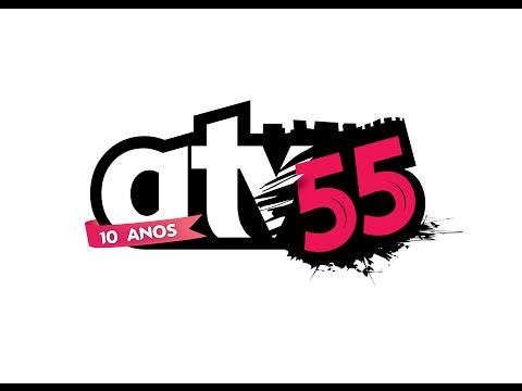 ATV55 - 10 edições - 2015