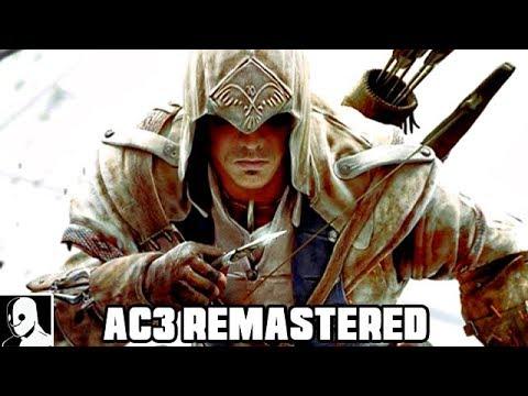 Assassins Creed 3 Remastered Gameplay Deutsch PS4 Part 1 - Desmond Miles - Let's Play Deutsch