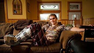 White Lake E/F1 tornado victim Ryan Vincent talks of his experience