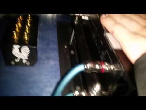 What amp rattle!??? 2 LVL 5 15's/ 2 3.5ks
