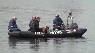 Badeunfall am Kasseler Bugasee: Suche nach Vermisstem geht weiter