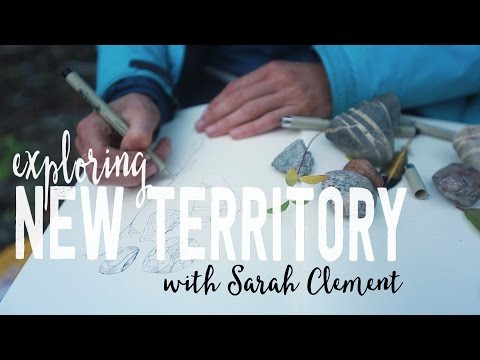 Exploring New Territory with Sarah Clement (Artist Documentary)