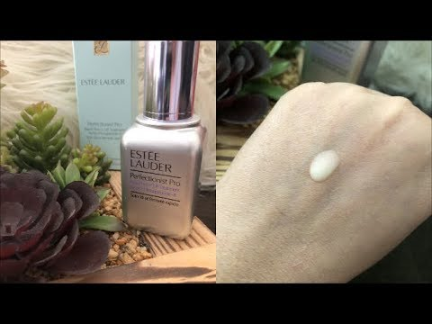 81846410f Estee Lauder Perfectionist Pro Serum | REVIEW - YouTube
