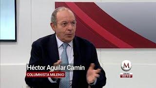 Héctor Aguilar Camín: Margarita Zavala no iba a transitar para ser candidata del PAN