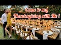 Come to my Thanksgiving with Me!   Recipes   Table Decor   Devon Windsor