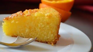 How To Make An Orange Polenta Cake Recipe