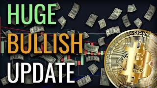 THE STARS ALIGN FOR BITCOIN! - ANOTHER HUGE BULLISH SIGNAL FLASHES!!