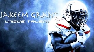 "Jakeem Grant ""Unique Talent"" Official Highlight [TP]"