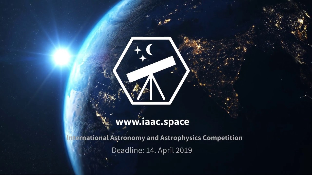 IAAC | International Astronomy and Astrophysics Competition