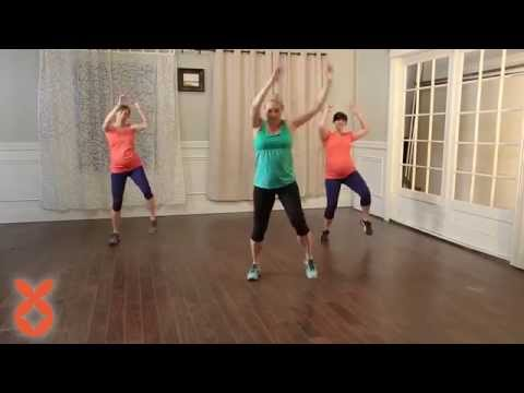 5 Minute Prenatal Workout - Part 1: Warm Up and Cardio