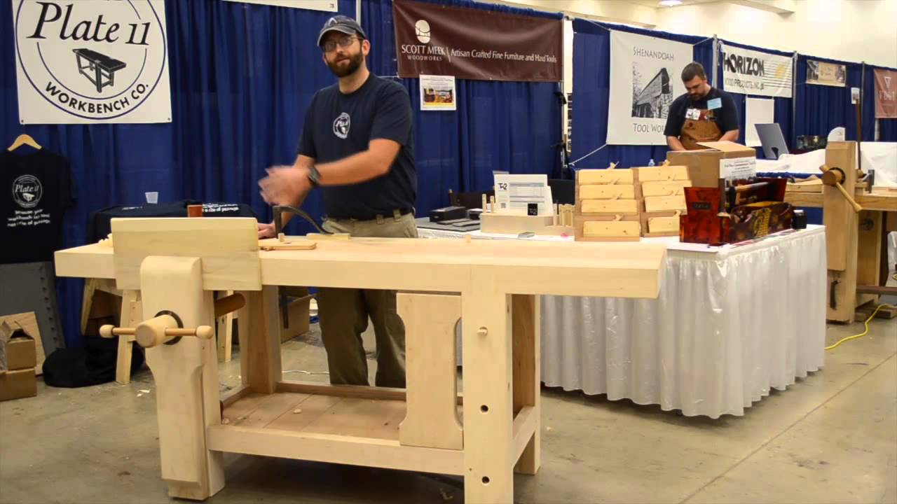 Wia 2014 Marketplace Plate 11 Workbenches Youtube