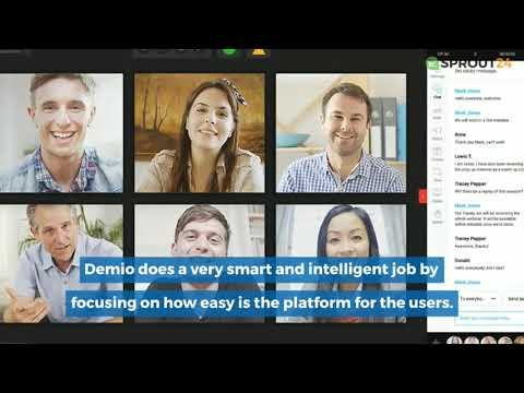 An Experience with Demio for Audience Engagement - Demio Review