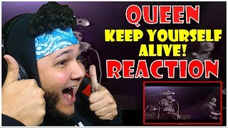 🎤 Hip-Hop Fan Reacts To Queen - Keep Yourself Alive 🎸