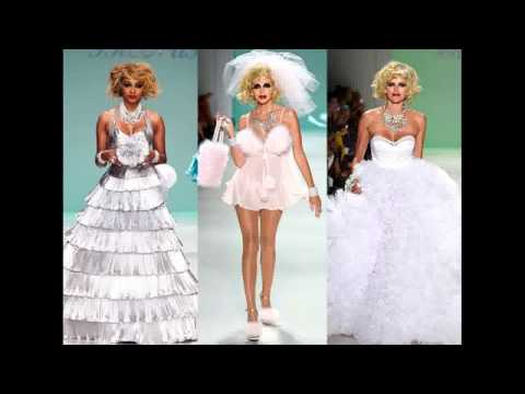Real Housewives Invade Betsey Johnson's New York Fashion Week Show   Who Worked the Runway Best!!