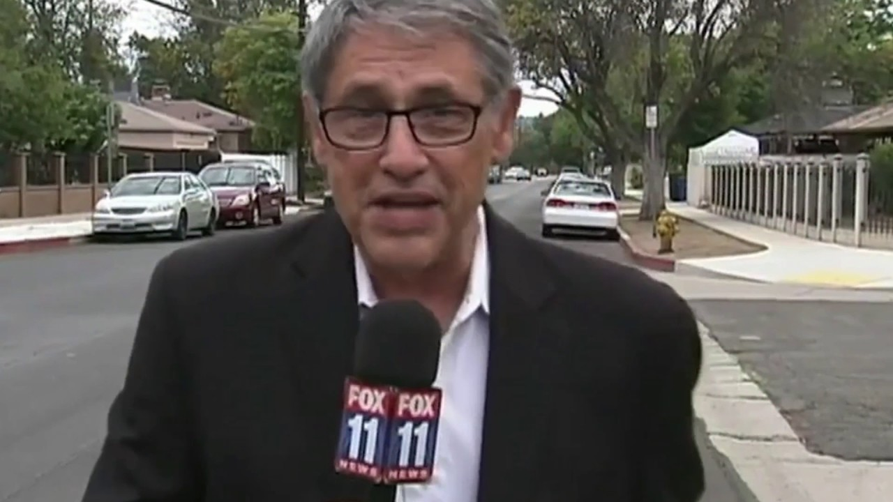 Hal Eisner Fox 11 News With David Paine Preferred Roofing