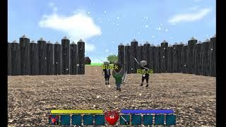 Unity Progress #58: Guardian Skill - Sword & Shield
