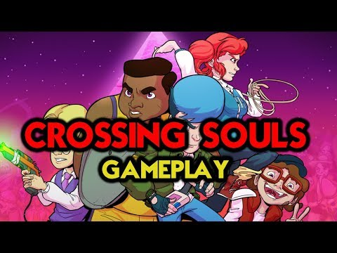 CROSSING SOULS - PC GAMEPLAY |