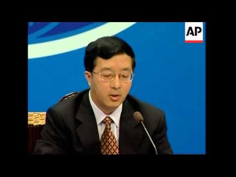 China condemns Taiwan's security report