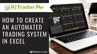 R | Trader-Pro - so Erstellen Sie ein Automatisiertes Trading System In Excel | Optimus Futures