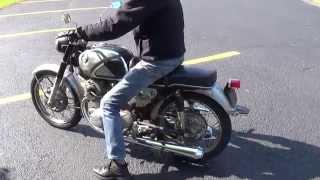 1966 Honda Superhawk CB77-1048656