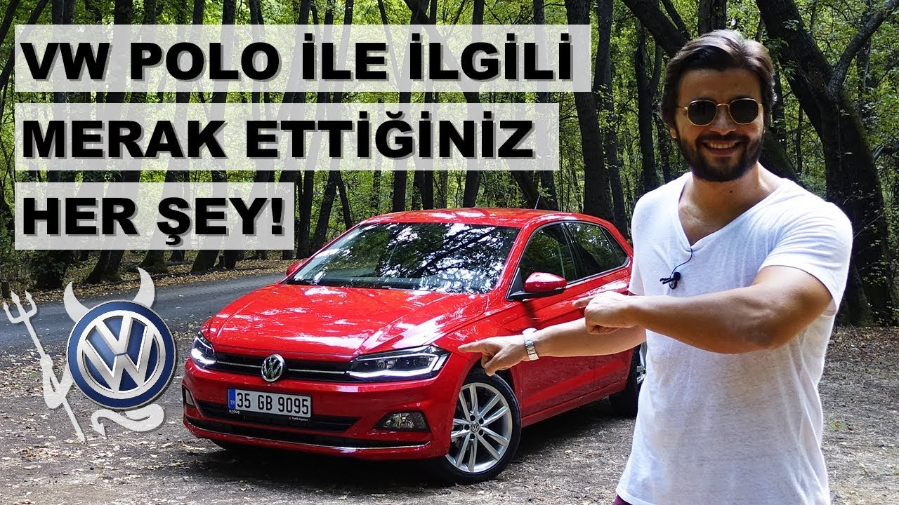 yeni vw polo test s r youtube. Black Bedroom Furniture Sets. Home Design Ideas