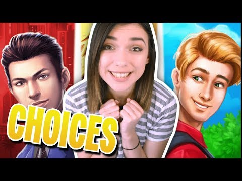 LOVE AT FIRST SIGHT? | Choices: The Freshman Book 1 Part 2