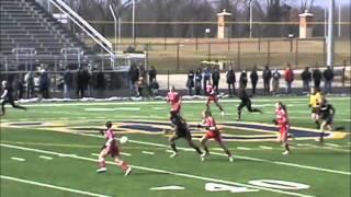 Elizabeth Ball vs Freestate FC