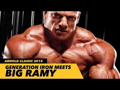 Generation Iron Meets Big Ramy - Generation Iron - 동영상