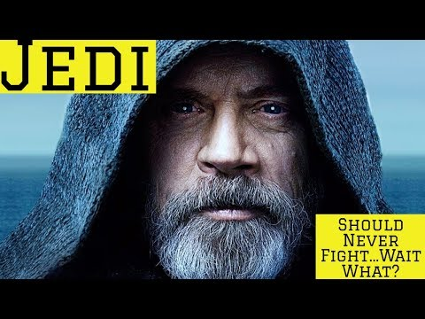 The Debate Over Luke Skywalker is OVER: An Esquire Delusion