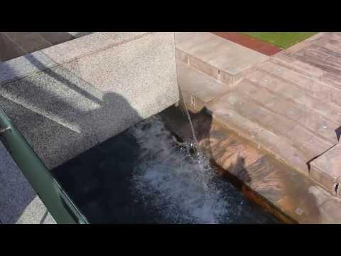 صوت مياه متساقط #DIFC
