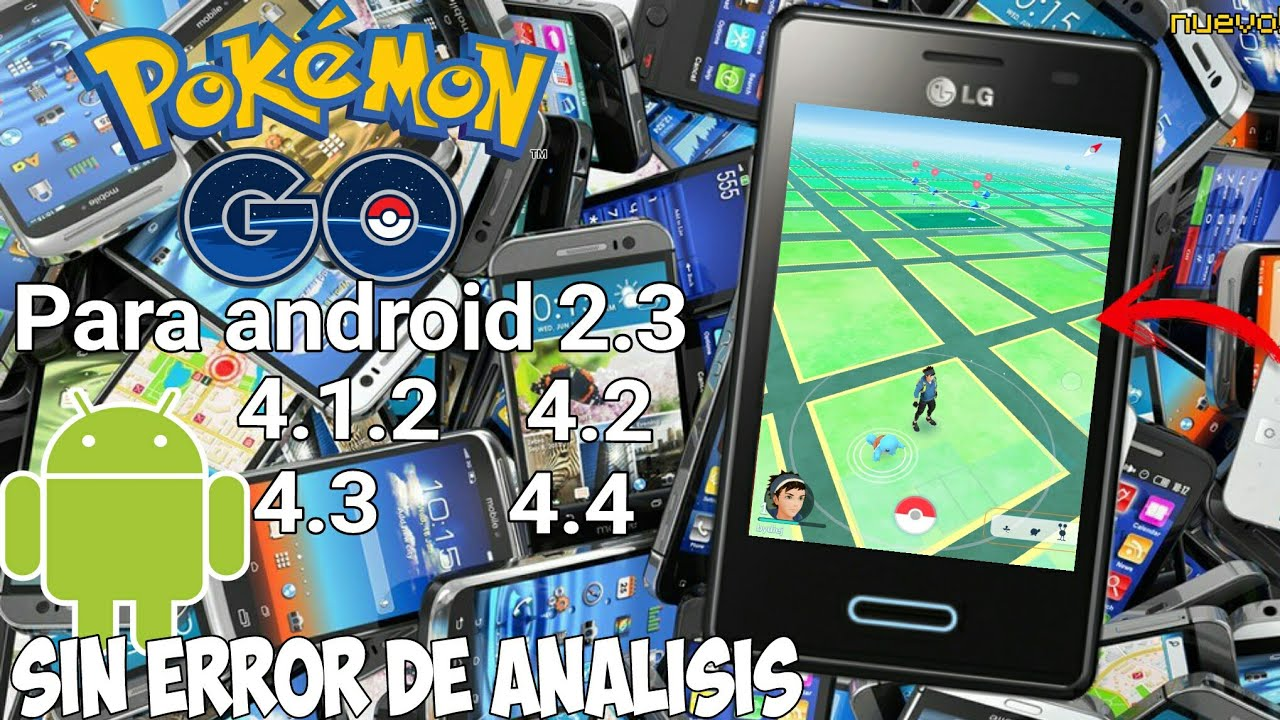 pokemon go android 4.1 2