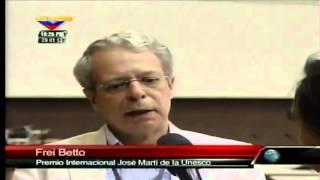 Dossier Walter Martínez entrevista a Frai Betto