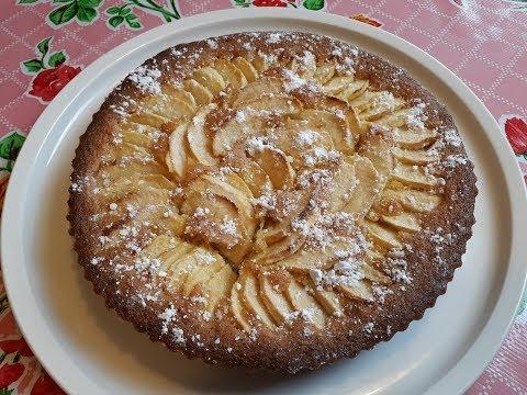 recette-de-la-tarte-suisse-aux-pommes-🍏