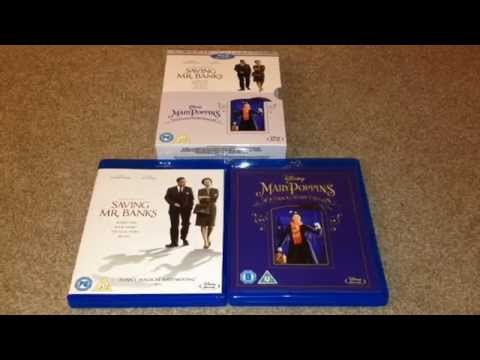 saving-mr-banks-&-mary-poppins-blu-ray-unboxing