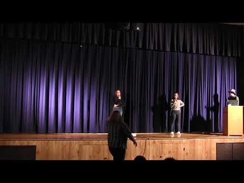Act 3  --  Chimacum High School Talent Show  --