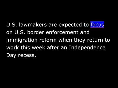 VOA news for Monday, July 7th, 2014
